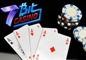 7bitcasino Casino Generous Welcome