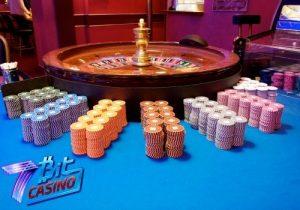 7bitcasino Casino Table Games